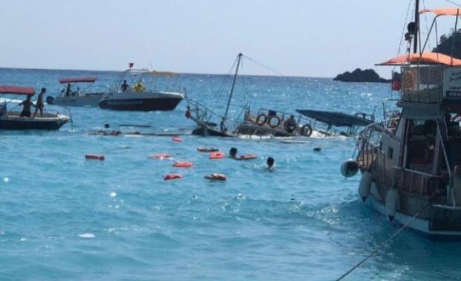 Fethiye'de 1 Çocuğun Öldüğü Batan Teknenin Kaptanının İfadesine Ulaşıldı