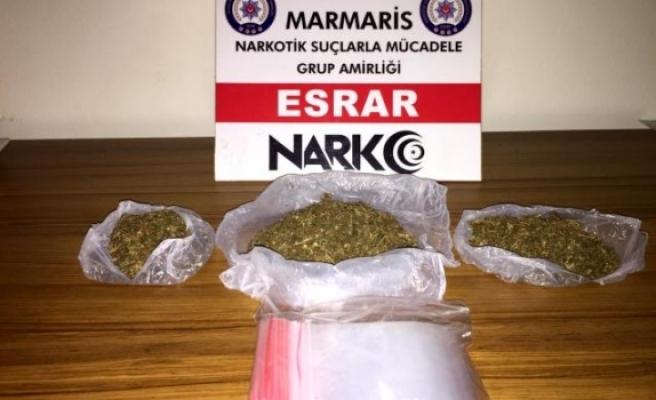 Marmaris Narkotik Ekipleri Zehir Tacirlerine Göz Açtırmıyor
