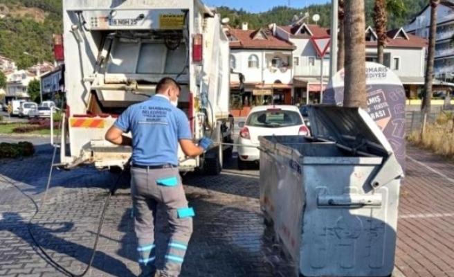 Marmaris'te Temizlik İşçilerine Bıçaklı Saldırı