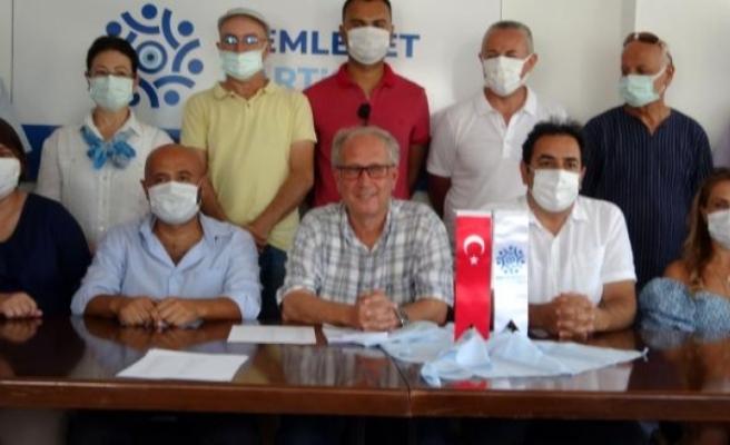 Memleket Partisi Marmaris İlçe Yönetimi Tanıtıldı