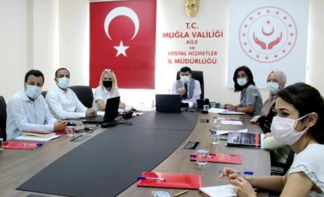 Muğla'da 'İntiharı Önleme' Toplantısı Yapıldı
