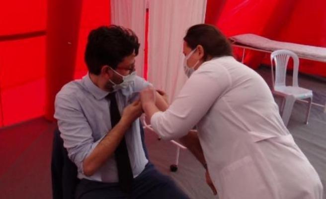 Muğla'nın Ardından Bir İl Daha Covid-19 Aşı Haritasında Mavi Renge Döndü