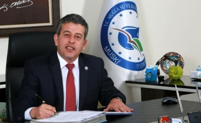 MUSKİ Genel Müdürü Baki Ülgen'den Kuraklık Açıklaması