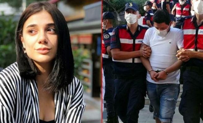 Pınar Gültekin'in Katili Duruşmada Kırk Takla Attı!