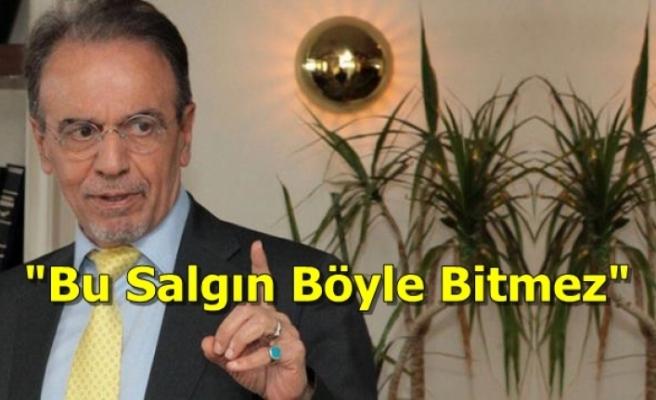 Prof. Dr. Mehmet Ceyhan'dan Aşı Karşıtlarına Sert Çıkış!