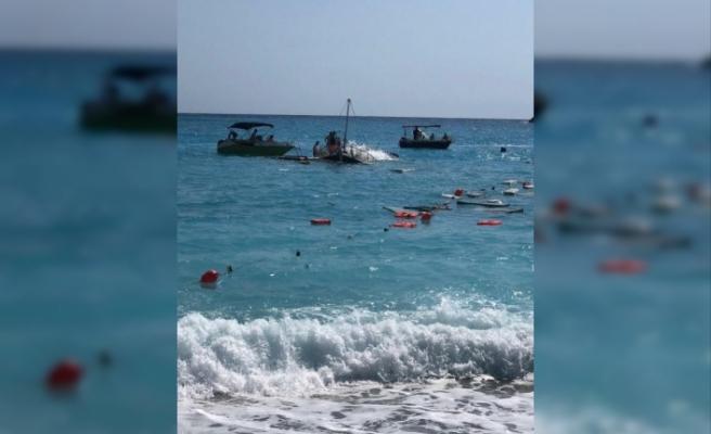 Teknenin Batmasıyla Ölen Yunus Emre'nin Cenazesi Amcasına Teslim Edildi