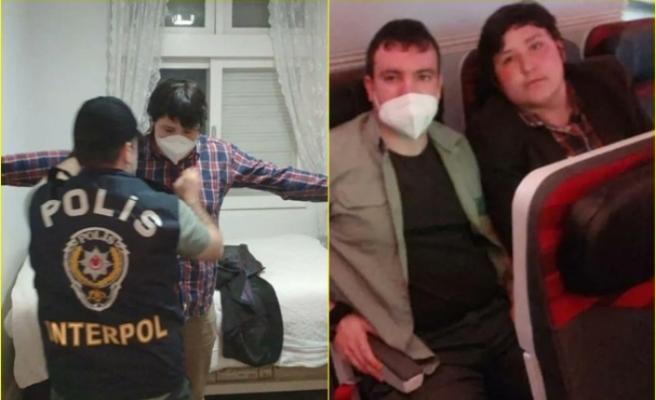 Türkiye'ye Getirilmek İçin Uçağa Bindirilen Tosuncuk'tan İlk Fotoğraflar Geldi