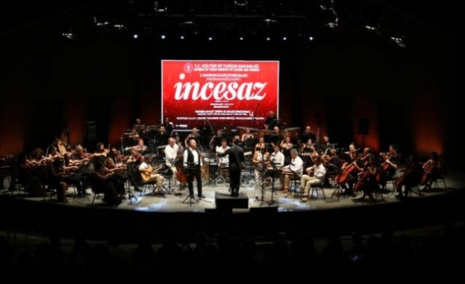 Bodrum'da 3. Kaleiçi Etkinlikleri İncesaz Konseri İle Devam Etti