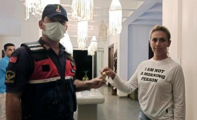 Bodrum'da 670 Bin Liralık Altın Saat Çalındı