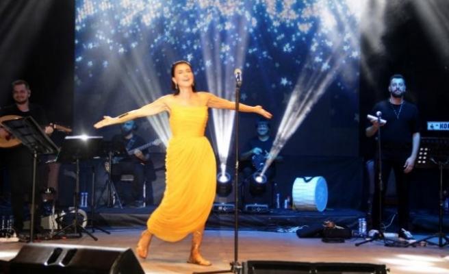 Bodrum'da Şevval Sam İzdihamı