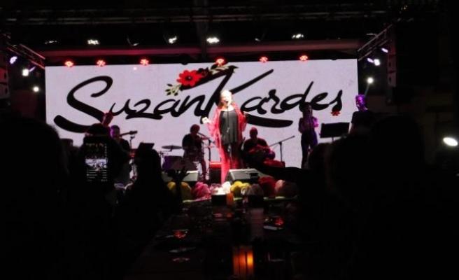 Bodrum'da Suzan Kardeş'ten Müzik Ziyafeti