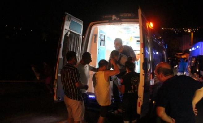 Bodrum'da Trafik Kazası: 1 Ölü, 1 Yaralı