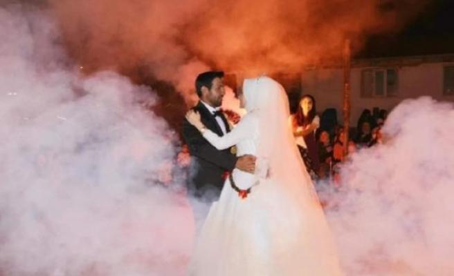 Gelin, Korona Olduğunu Düğün Sonrası Öğrendi!