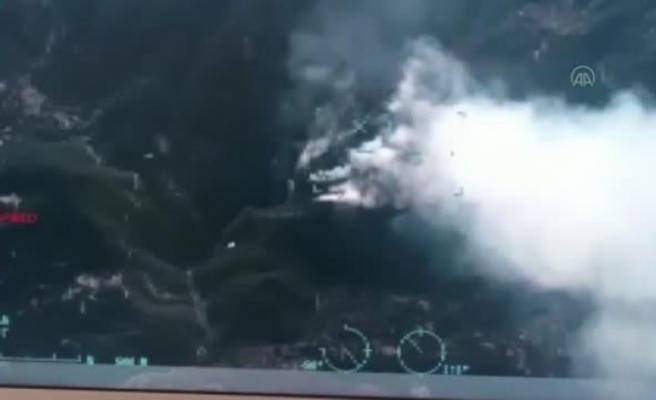 Köyceğiz'deki Orman Yangını Kontrol Altına Alındı