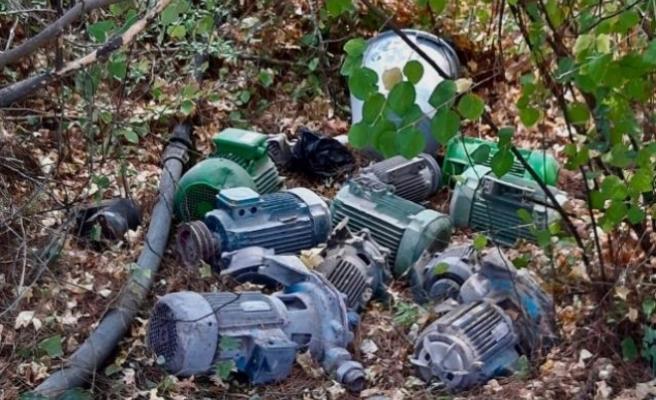 Marmaris'te Dinamo Motoru Hırsızlığıyla İlgili 3 Şüpheli Yakalandı