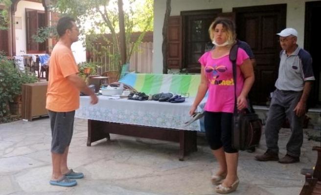 Menteşe'deki Davetsiz Misafir Cezayirli Çıktı