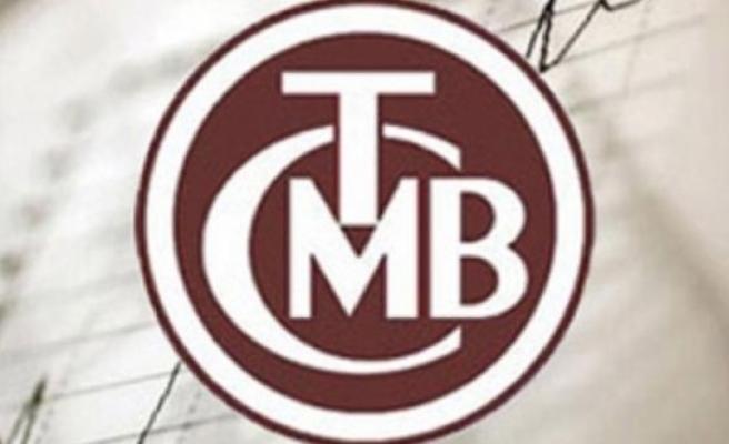 Merkez Bankası Brüt Rezervleri 1 Milyar 457 Milyon Dolar Yükselerek 108,6 Milyar Oldu