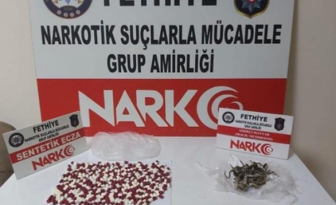 Muğla'da Uyuşturucu Operasyonunda Yakalanan 4 Şüpheliden 2'si Tutuklandı