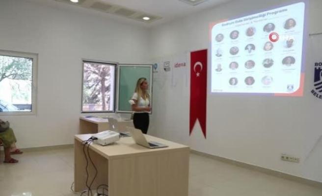 Bodrum Gıda Girişimciliği Eğitim Programı Başladı