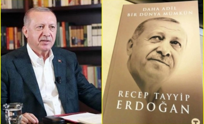 """Cumhurbaşkanı Erdoğan'ın """"Daha Adil Bir Dünya Mümkün"""" Adlı Kitabı 6 Eylül'de Yayımlanacak"""