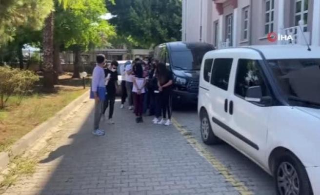 Fethiye'de 3 Milyon Dolandıran 11 Şüpheli Yakalandı