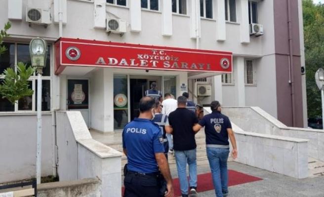 Köyceğiz'de Otel Sahibini Gasp Eden Şüpheliler Yakalandı