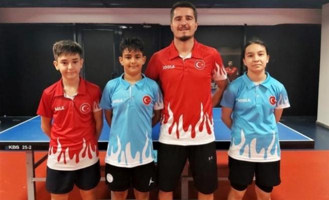 Muğla Büyükşehir Sporcuları Milli Takımda
