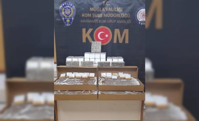 Muğla'da Sahte İçki ve Kaçakçılık Operasyonunda 25 Şüpheli Yakalandı