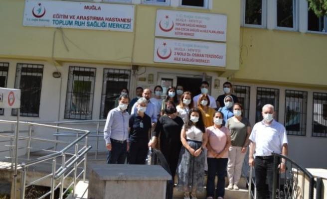 Muğla Toplum Ruh Sağlığı Merkezi Yeni Yerinde Hizmete Başladı