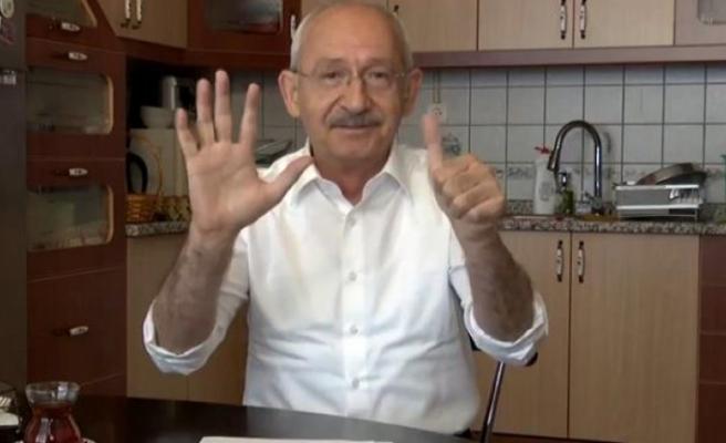 """""""Size Güzel Haberler Vereceğim"""" Diyen Kılıçdaroğlu, Gençlere 6 Vaatte Bulundu"""