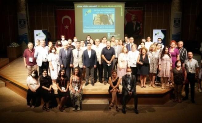 Türk Fizik Derneği'nden Bodrum Belediye Başkanı Aras'a Onur Ödülü