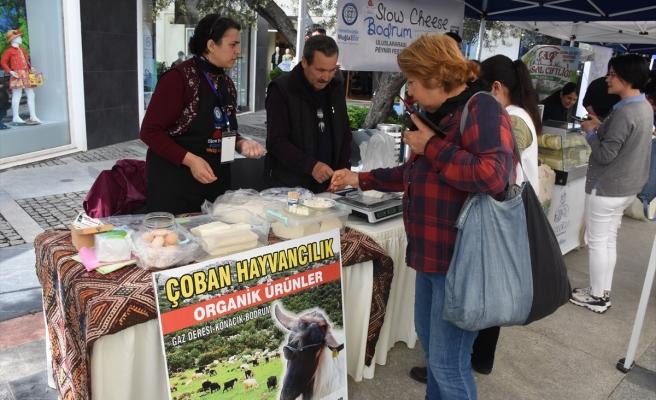 BODRUM'DA ULUSAL PEYNİR FESTİVALİ BAŞLADI