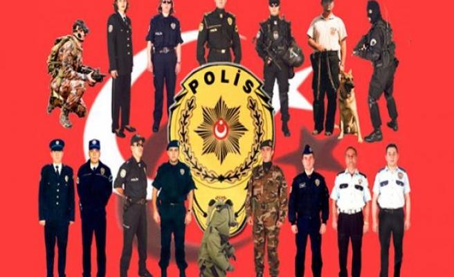 MUĞLA'DA TÜRK POLİS TEŞKİLATININ 174. KURULUŞ YILI KUTLAMASI