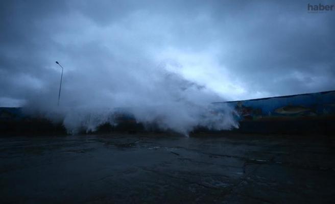 Muğla İçin Kuvvetli Fırtına Uyarısı