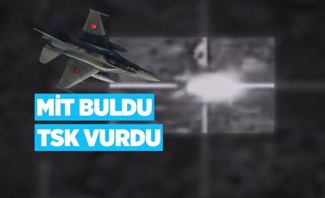 PKK'NIN TEPE KADROSUNA AĞIR DARBE!