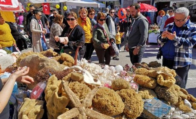 BODRUM'DA ACI OT FESTİVALİ BAŞLADI