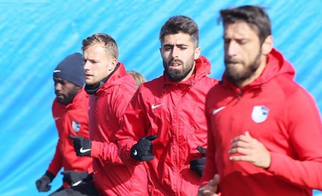 Erzurumspor forvet transferine kilitlendi