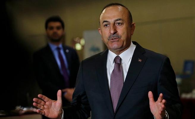 Dışişleri Bakanı Çavuşoğlu: ABD sürekli Venezuela'nın içişlerine karışmıştır
