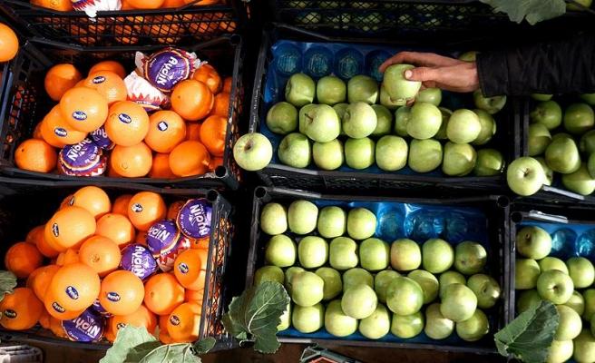 Irak ve Rusya pazarları elma ve portakalda rekor getirdi