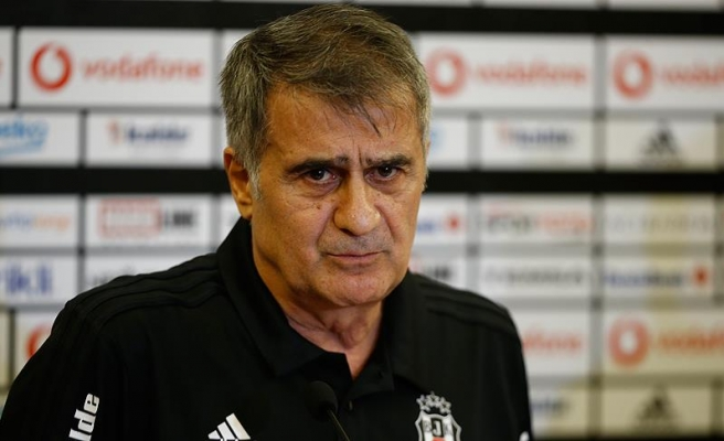 Beşiktaş Teknik Direktörü Güneş: Quaresma'nın gitme ihtimali yüzde 90