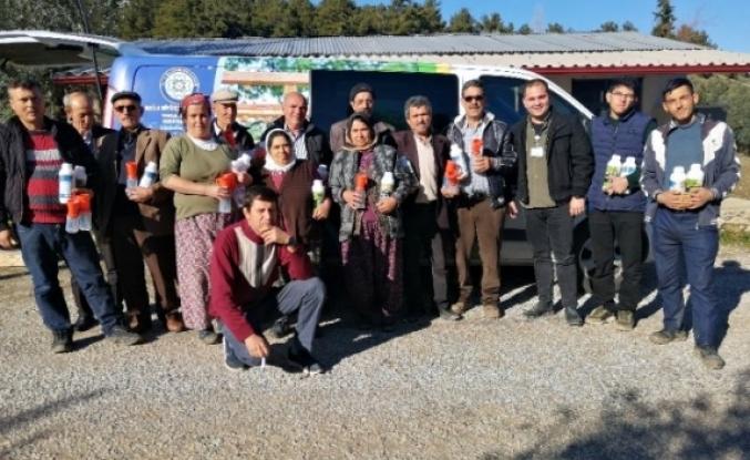 Büyükşehir Kavaklıdere'de Hayvancılık Eğitimi Verecek