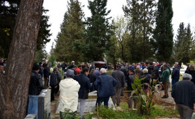 Balık Avında Ölen 3 Arkadaştan Metin Zınk da Defnedildi