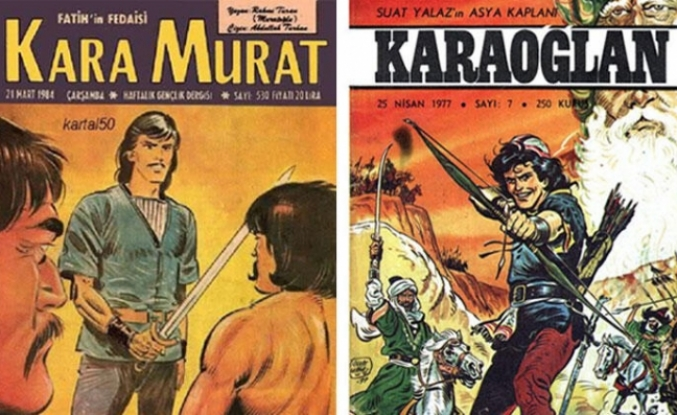 Kara Murat ve Karaoğlan'ın Çizerleri Aynı Gün Vefat Etti