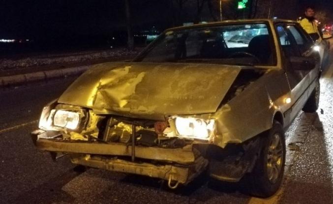 Muğla'da Kazaya Neden Olan Sürücü Kaçtı