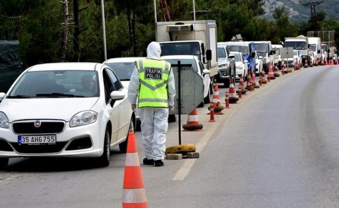 Bodrum'a 25 Günde 125 Bin Araç Giriş Yaptı!