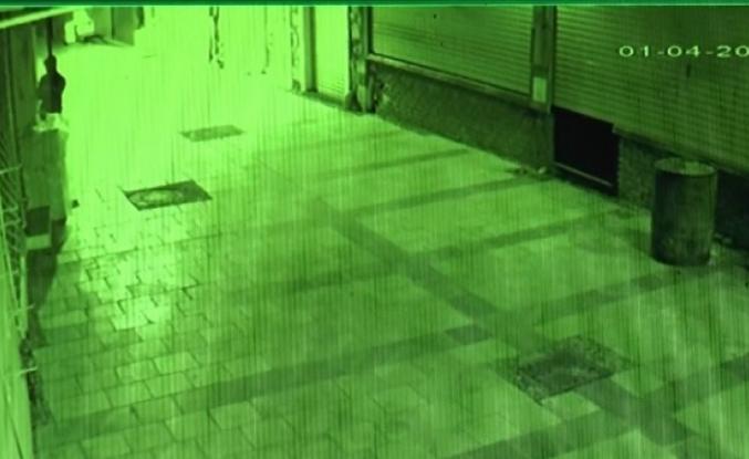 Bodrum'da Hırsız 21 Saniyede 15 Bin Liralık Soygun Yaptı