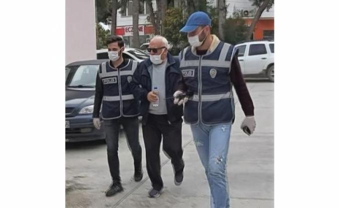 Kamuyu Zarara Uğratmaktan Aranan Zanlı Datça'da Yakalandı!