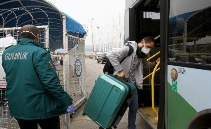Kuru Yük Gemisindeki 9 İşçi Fethiye'de Karantinaya Alındı