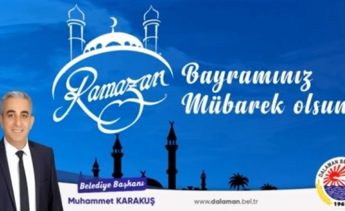 Başkan Karakuş Ramazan Bayramı Mesajı Yayımladı