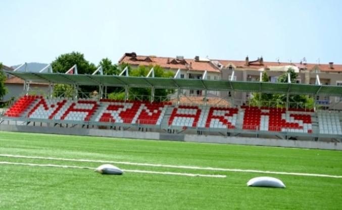 Marmaris Şehir Stadyumu İçin Son Hazırlıklar Tamamlanıyor